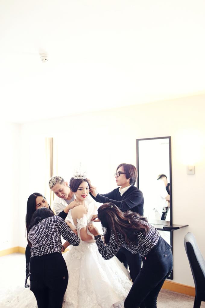 Richard & Novilen Wedding by Ace of Creative - 001