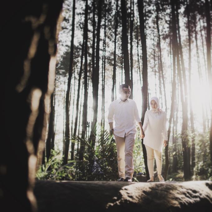 Prewedding of Dimas & Susi by Ace of Creative - 002