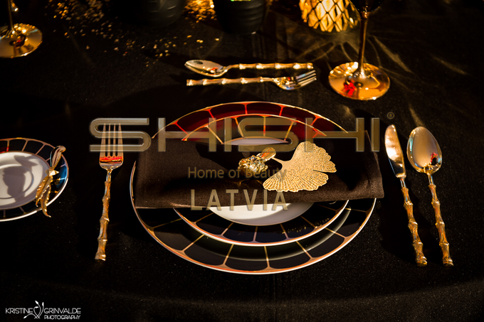 Table decorations by SHISHI Home of Beauty - 023