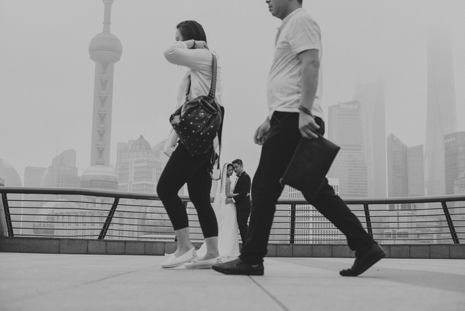 Shanghai Prewedding - Steven & Moon by Gusde Photography - 024