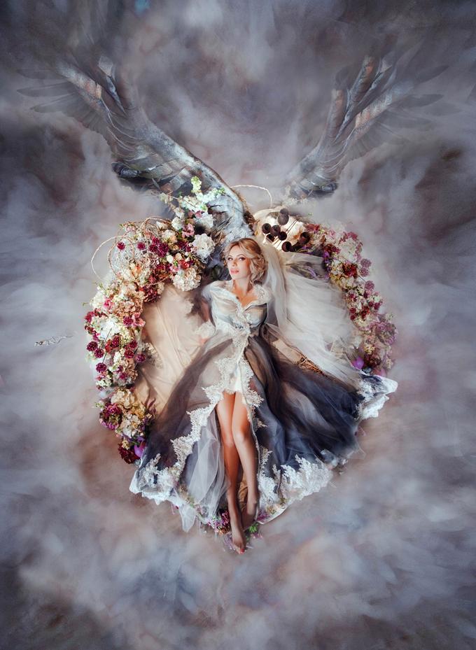 We can fly away by Wedding planner Oksana Bedrikova - 001