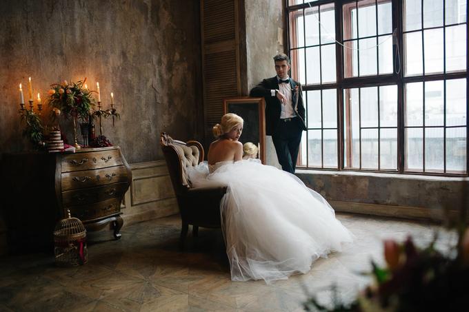 Marsala wedding by Aleksandra Sashina - 013