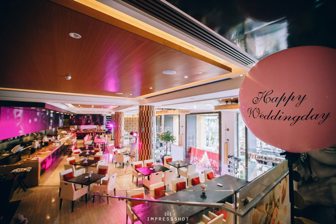 Chic Wedding by Shangri-La Hotel, Bangkok - 016