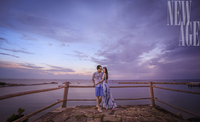 Pre-wedding @ Bintan by NEW AGE Photo Studio - 003