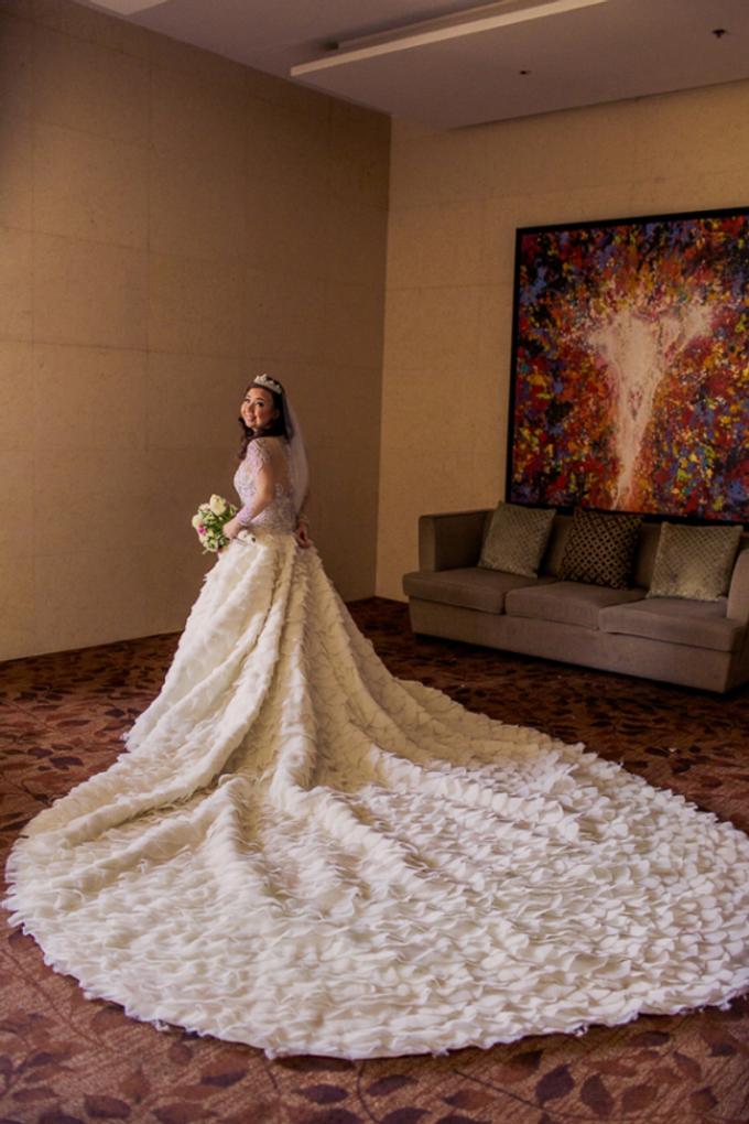 Premium wedding dress (april - mei) by TS BRIDAL BALI - 003
