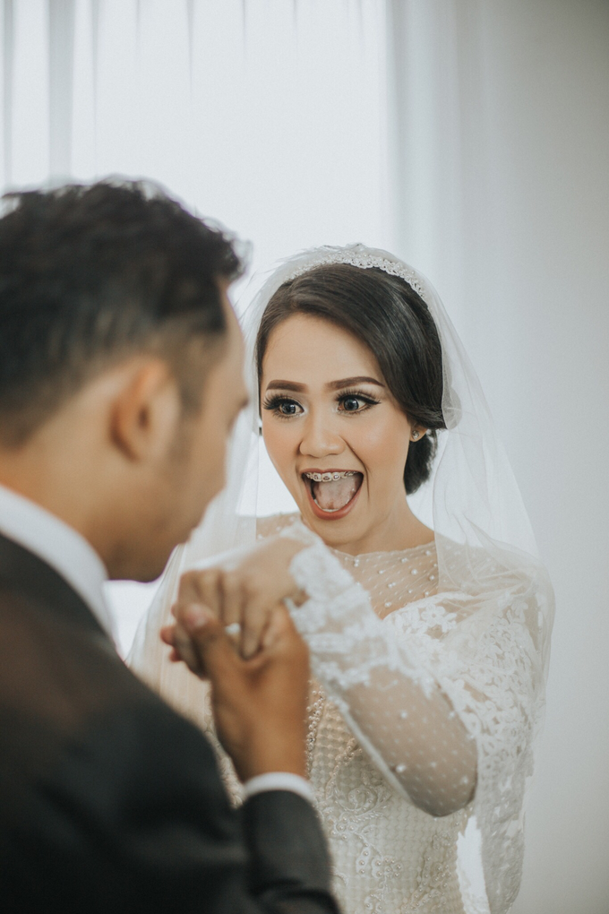 Gio & Novi Wedding by Quickart picture - 011