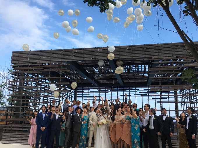 The Wedding of Jess & Alesando by Bali Eve Wedding & Event Planner - 003