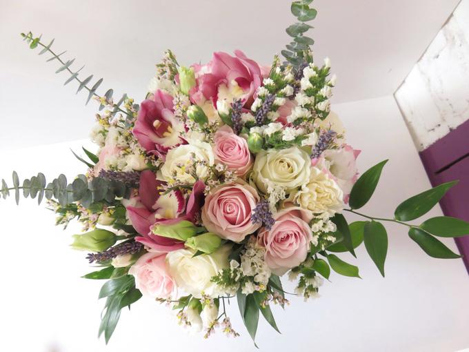 Pink lavender by Royal Petals - 005