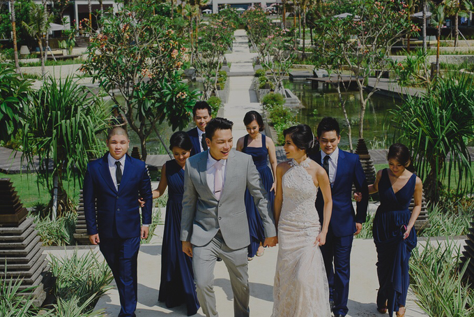 Andy & Vincentia Wedding by Gusde Photography - 008