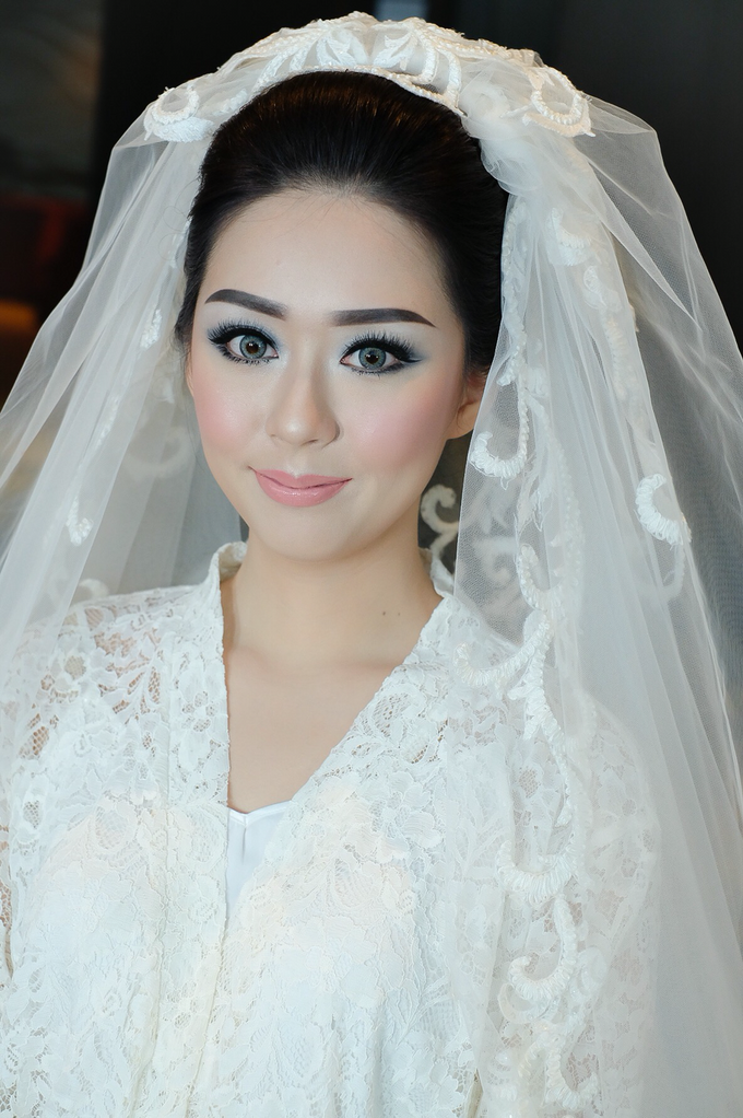 Wedding  by Fedya Make Up Artist - 003