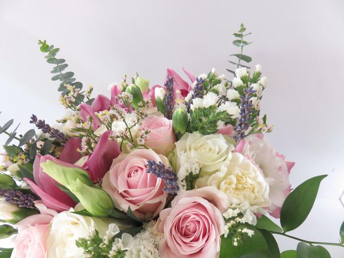 Pink lavender by Royal Petals - 002