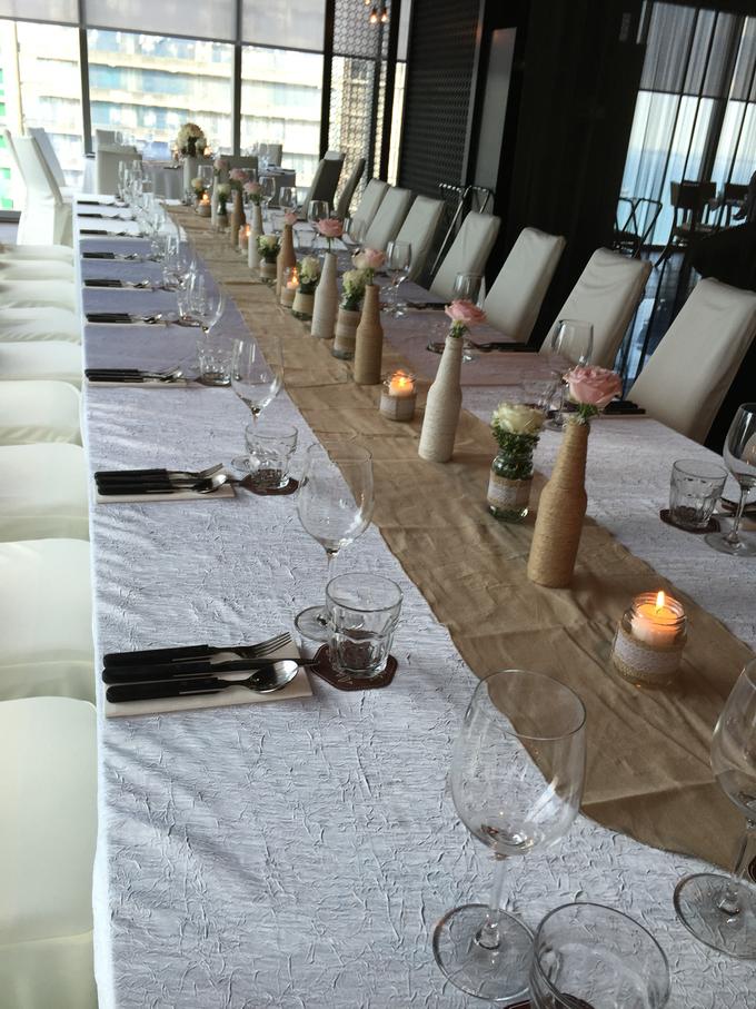 Rustic theme wedding event by ilmare Wedding - 013