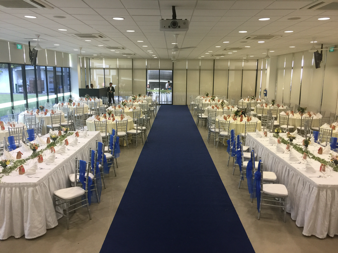 Wedding of Min Kok & Ros by Royal Catering Services Pte Ltd - 010