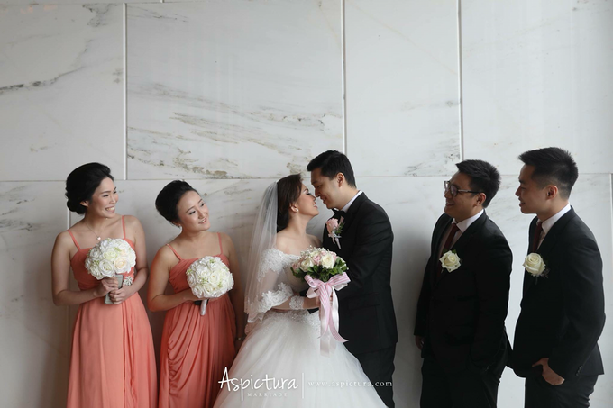 Wedding Day Michael and Dian by de_Puzzle Event Management - 015