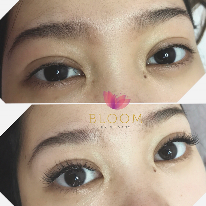 Korean Eyelash Extension By Bloom By Silvany Bridestory