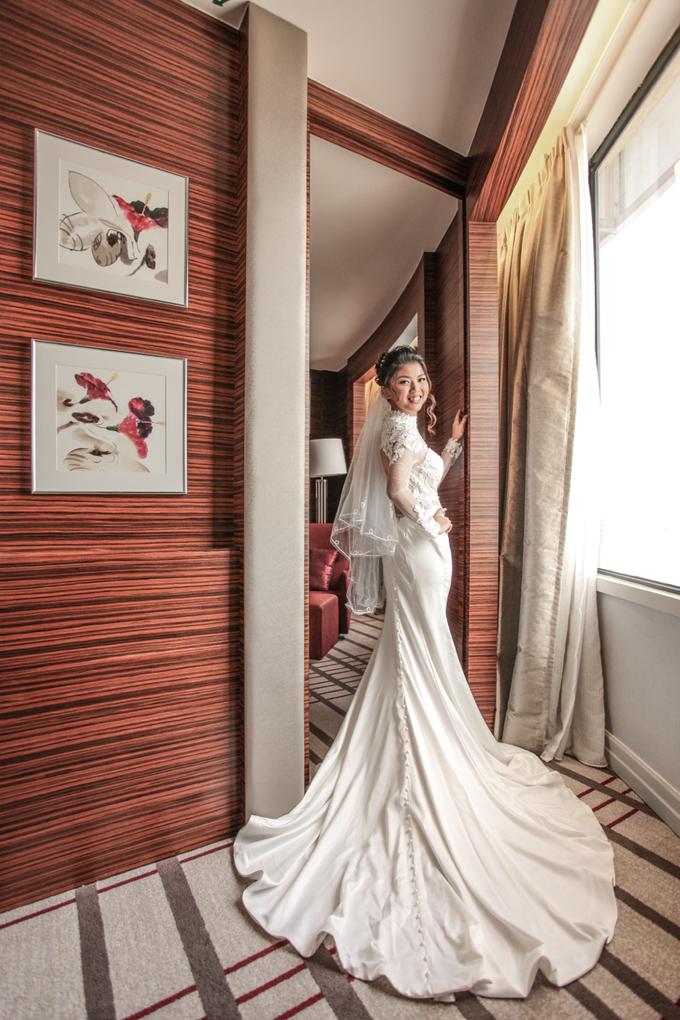 CC&O's Wedding  by Levian Florisen - 016