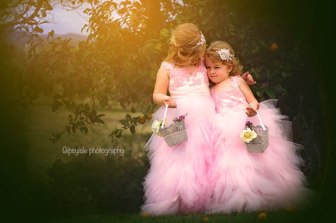 Flower girl designs  by Vintage Sistas Designs - 001