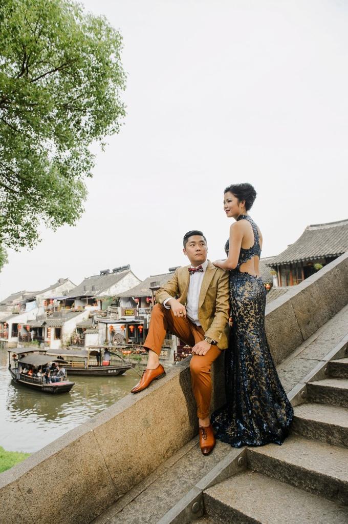 Shanghai Prewedding - Steven & Moon by Gusde Photography - 028