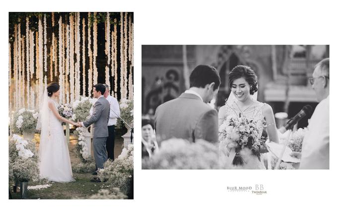 Sampran Village Thailand Wedding  by Fleuri - 006