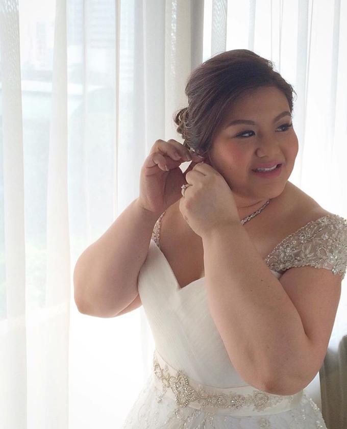 PLUS SIZE WEDDING DRESS by TS BRIDAL BALI - 002