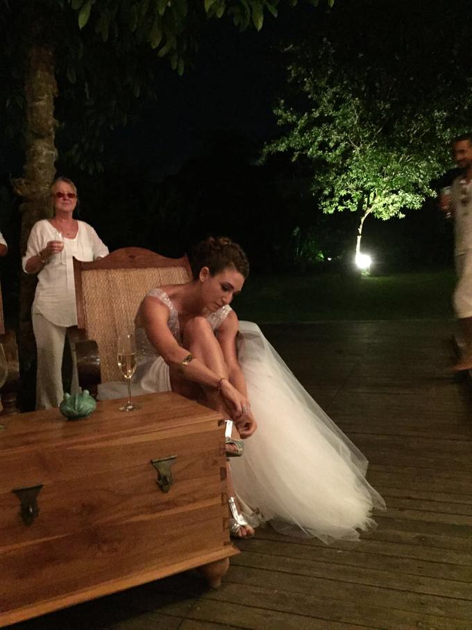 Alessia Sacco Wedding Reception  by FANNY KARTIKA - 006