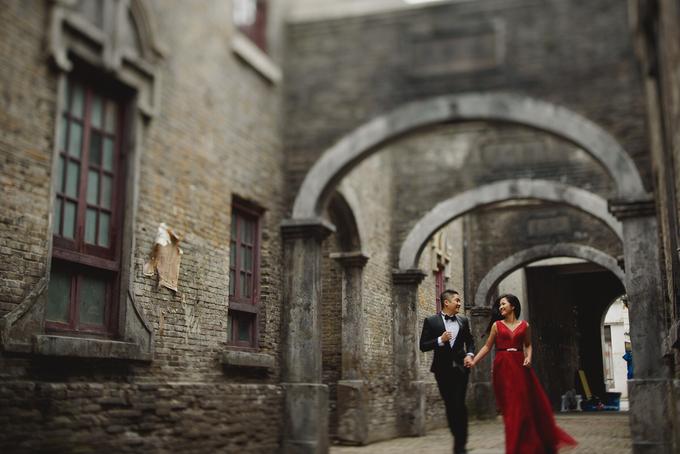 Shanghai Prewedding - Steven & Moon by Gusde Photography - 004