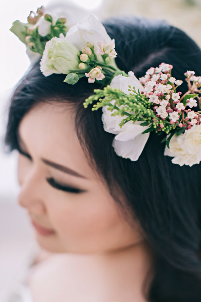 Flower Crown by Fleur de Lis - 002