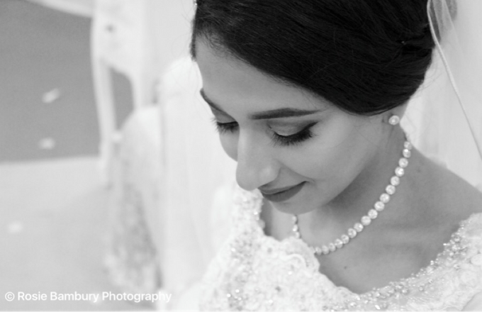 Patel wedding  by Rosie Bambury Photography - 002