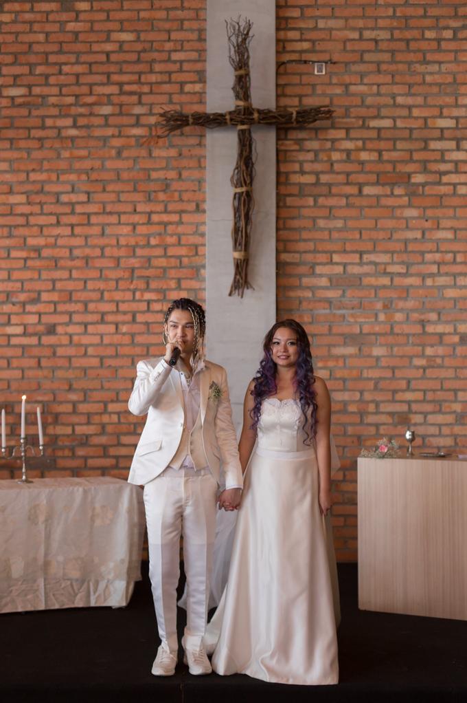 Church Wedding - Koujee+Faye by Nix Studio - 007
