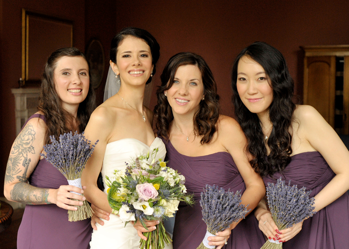 Wedding Updo's by The Backpackingstylist - 005