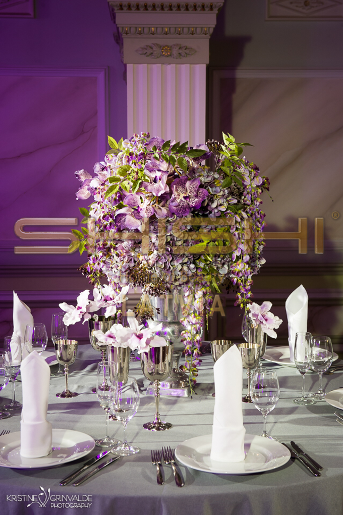 Table decorations by SHISHI Home of Beauty - 008