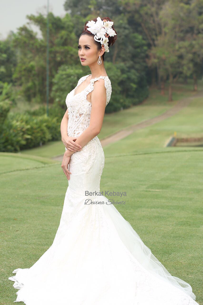 Wedding Gowns by Berkat Kebaya By Devina Shanti - 005