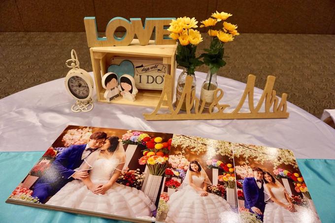 Sunflowers wedding by ilmare Wedding - 027