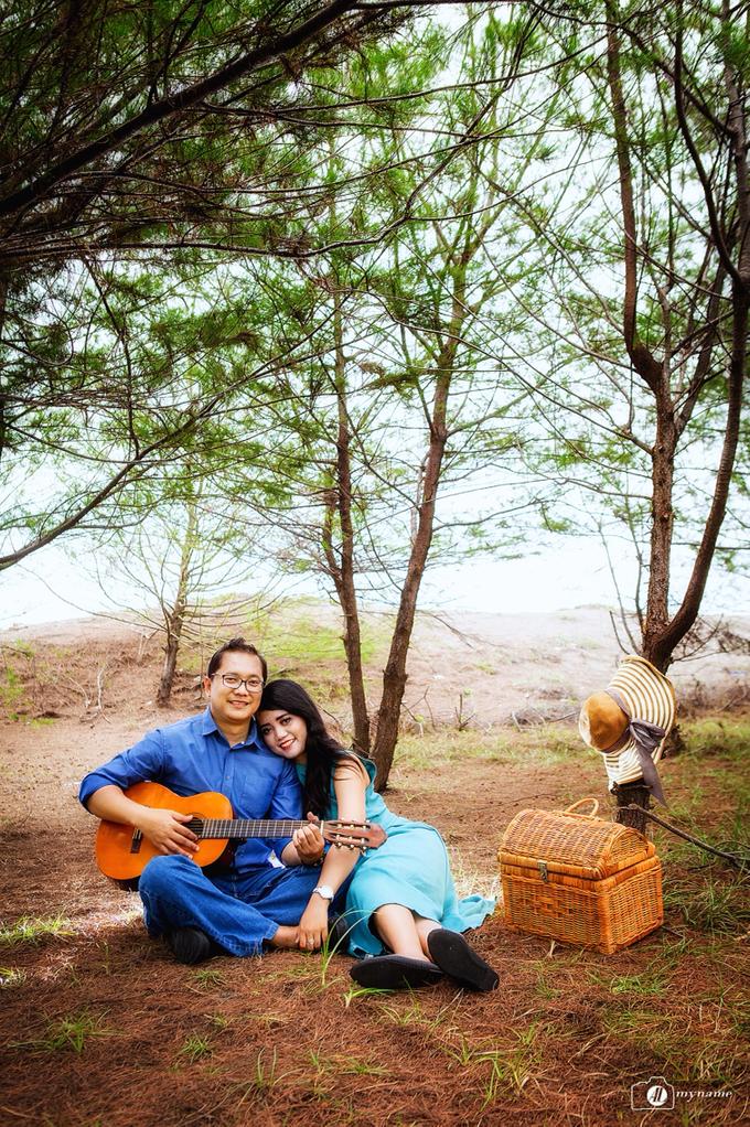 Prewedding Dhuto & Andhita by AL_myname Photography - 004