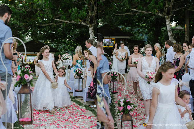 Amanda & Nicholas Wedding by Courtyard by Marriott Bali Nusa Dua - 024