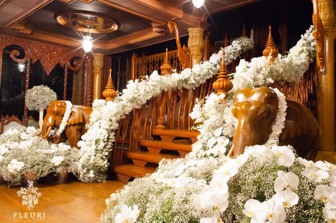 Sampran Village Thailand Wedding  by Fleuri - 004