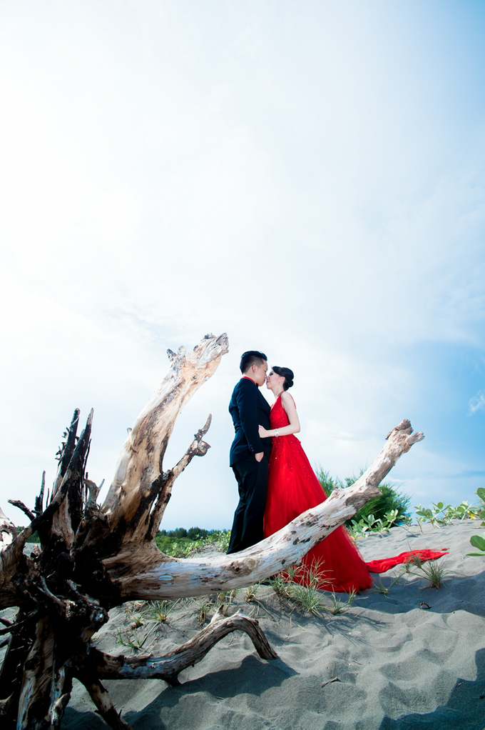 Daniel + Fransisca by Blooming Box Photography - 021