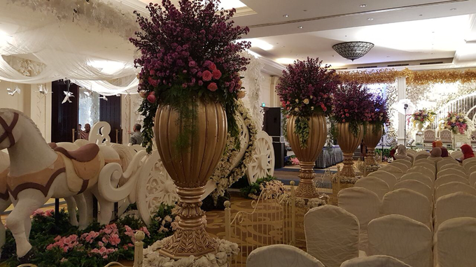 Wedding Decoration by MASON PINE HOTEL - 011