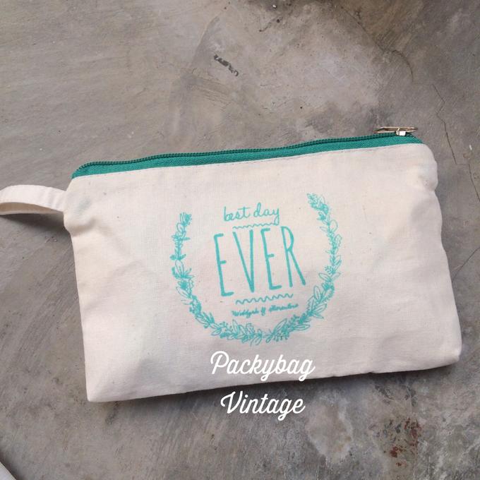 Widdyah Wedding ☘️ by Packy Bag Vintage - 002