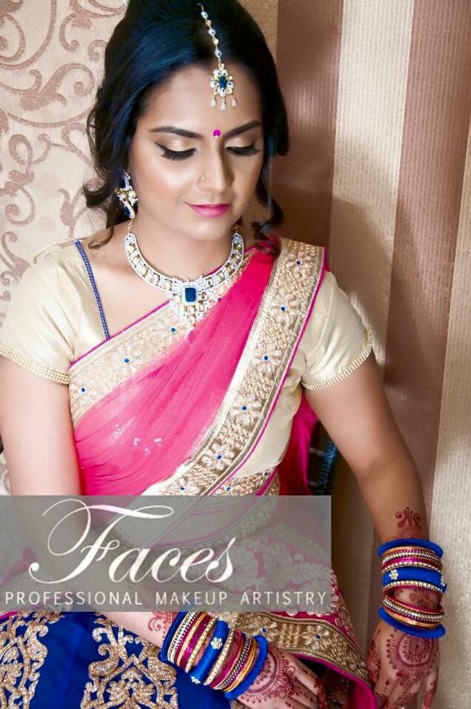 Bridal Portfolio by Faces by SudhaG - 036