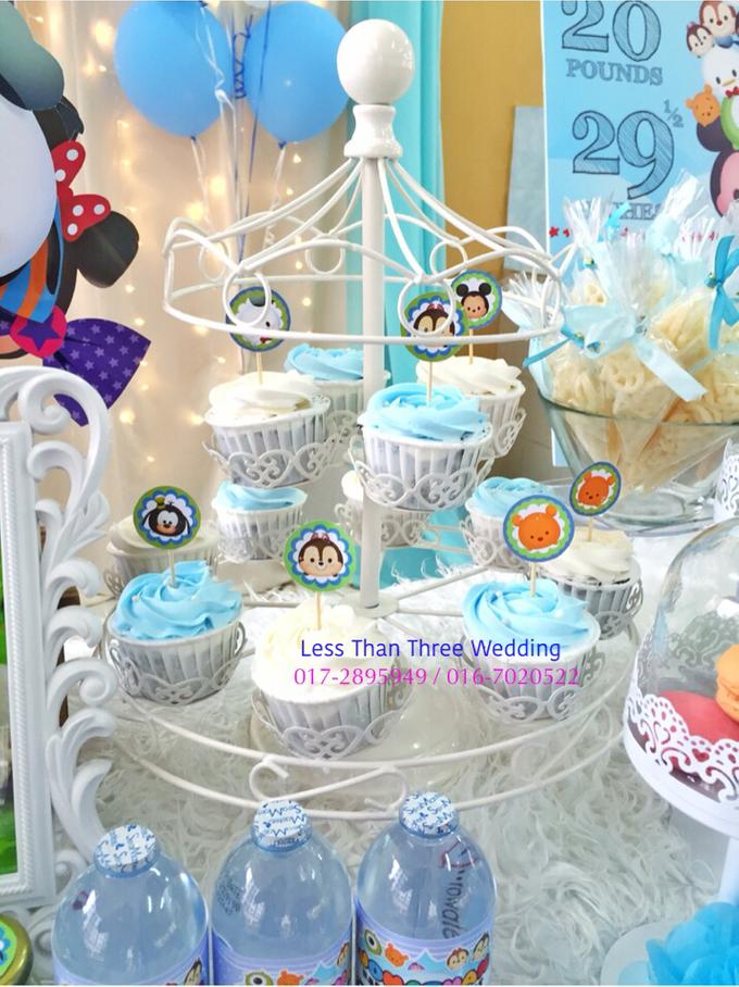Birthday Decoration by Less Than Three Wedding - 023