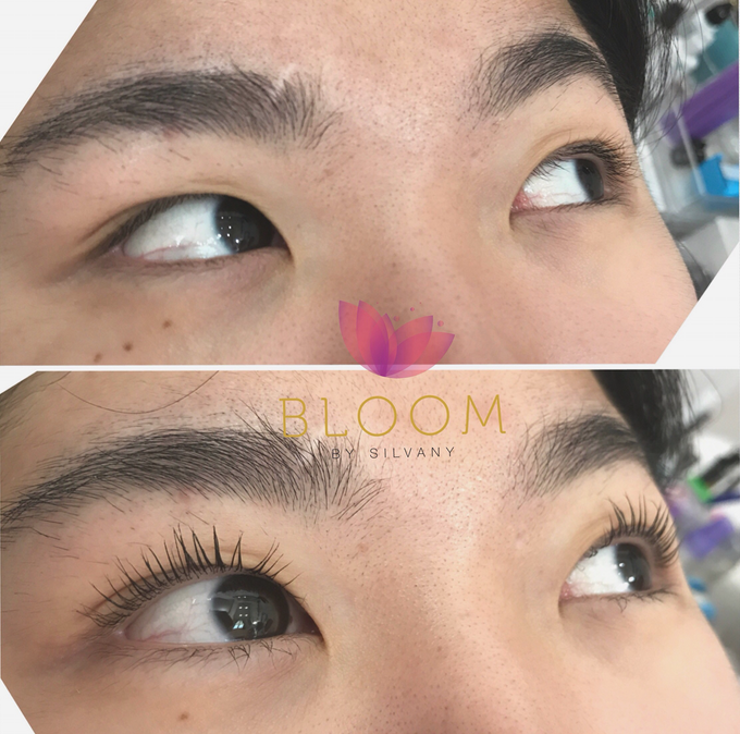 Semi Permanent Mascara By Bloom By Silvany Bridestory