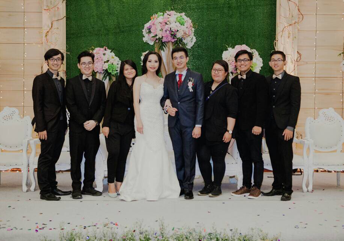 Kevin & Jovini wedding by Sugarbee Wedding Organizer - 005