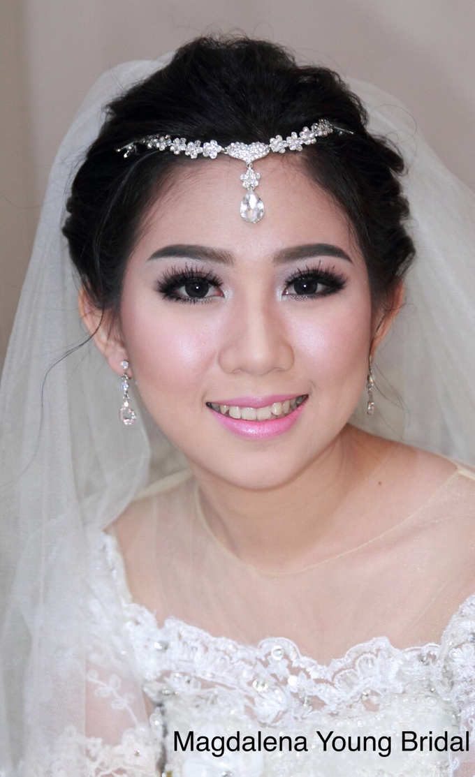 Selvie dan Wilson, trial wedding makeup by Magdalena Young Bridal - 003