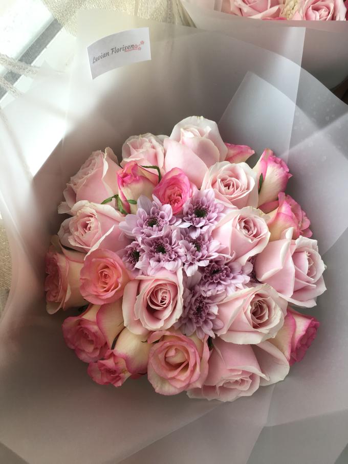 Unicorn Theme Bouquet  by Levian Florisen - 001