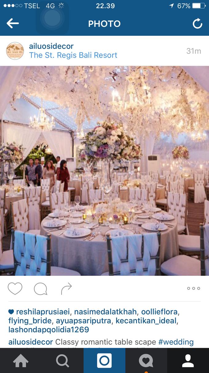 Classic elegant wedding 2015 by AiLuoSi Wedding & Event Design Studio - 001