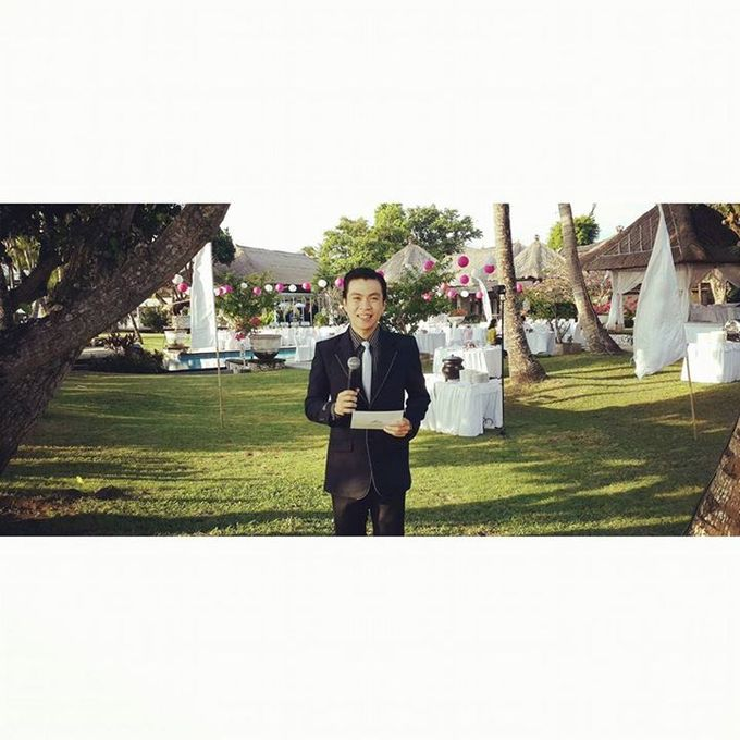 MC YULIUS SETIAWAN @ The Patra Bali ( 17-8-1014 ) by MC YULIUS SETIAWAN - 004