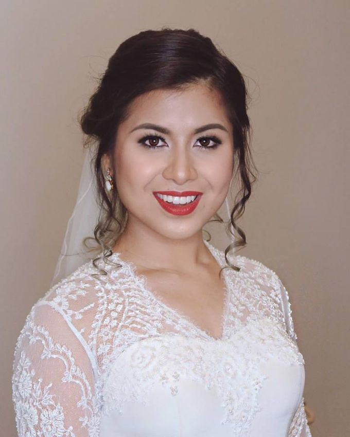 Bridal Services by Karen Then Makeup and Hair Styling - 029