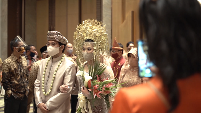 The Wedding of Resty & Ivan at The Westin Ballroom by La Oficio Entertainment - 001
