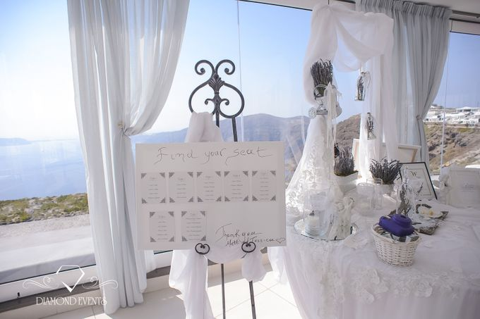 Santorini wedding by Diamond Events - 004
